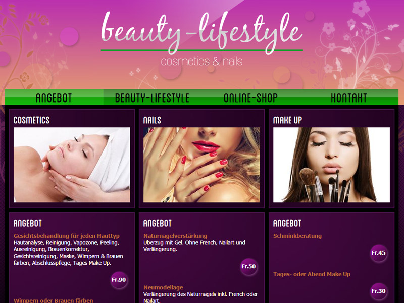 Beauty-Lifestyle